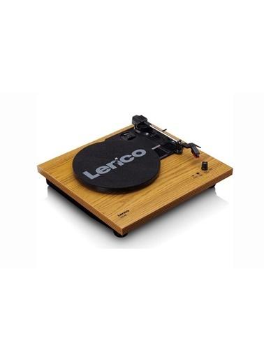Lenco LS-10 WD Ahşap Pikap Plak Çalar Renkli